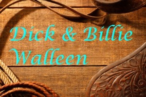 Dick and Billie Walleen (Sapphire)